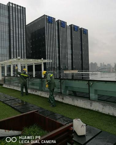 南京外墙清洗行业现状以及资质要求